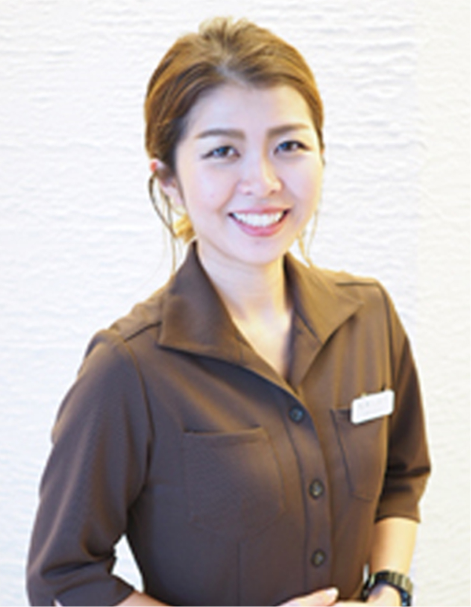 仙台本店店長/コンシェルジュ Matsumoto