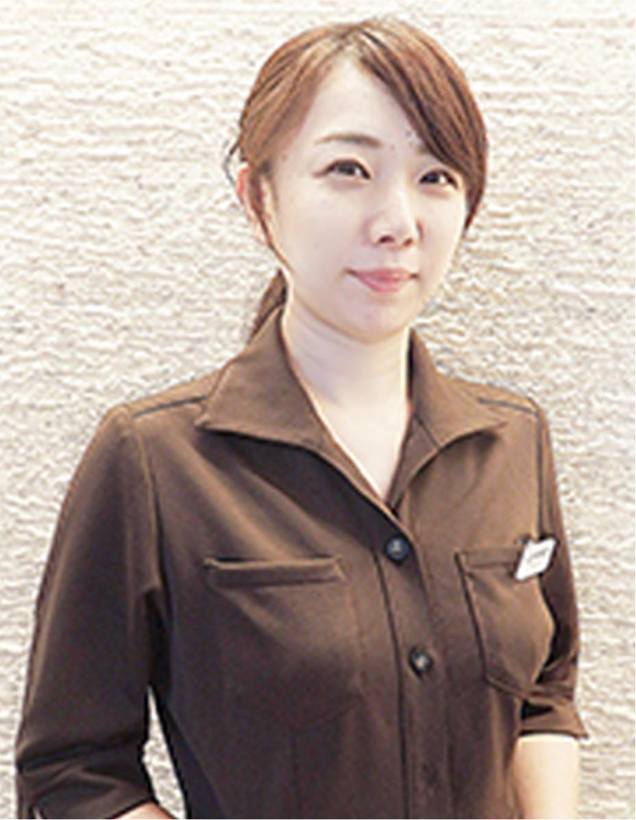 仙台本店店長/コンシェルジュ Sasaki