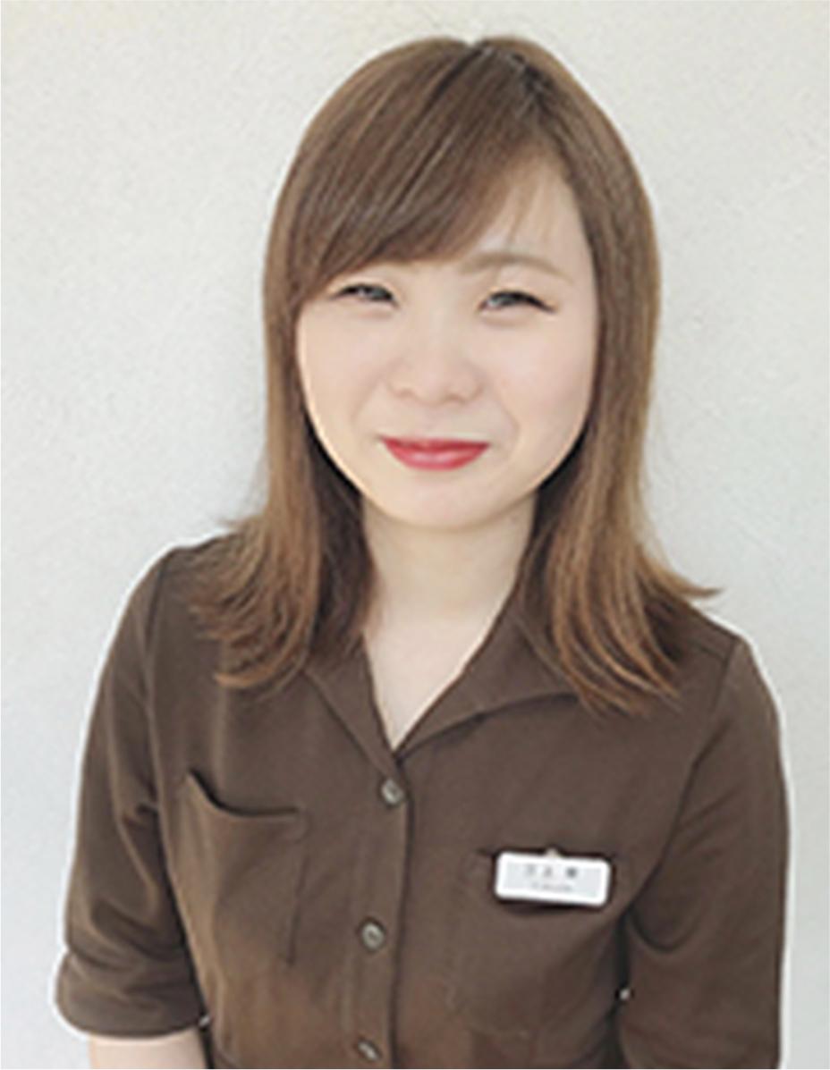 福島店/アイデザイナー Mikami