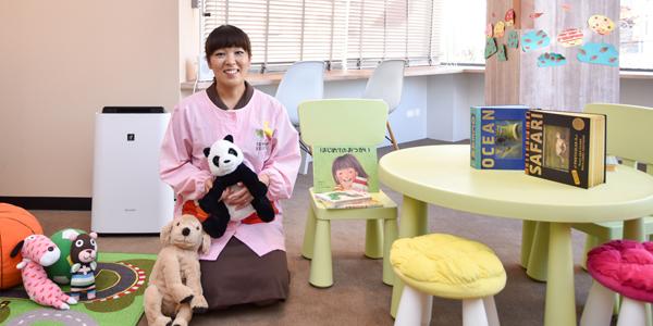 デザインK長町南店は保育士&キッズスペース完備!